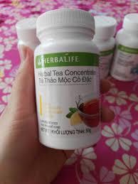 Thành phần trà thảo mộc Herbalife và khả năng giảm cân