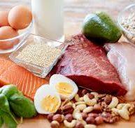 Thực phẩm giá rẻ bổ sung protein lành mạnh giảm cân an toàn.
