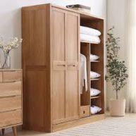 Tủ quần áo cửa lùa có dành cho không gian diện tích khiêm tốn (2)