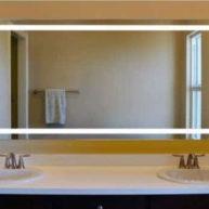 5 Ưu điểm tuyệt vời của gương đèn led mang đến cho người dùng (1)