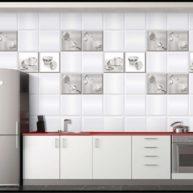 Những ý tưởng phối màu gạch ốp tường bếp nổi bật khó cưỡng (2)