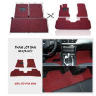 Bài 16.Review thảm lót sàn xe hơi cao su, nhựa, da, chất liệu nào nên chọn (2)